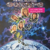 Europe LP The Final Countdown