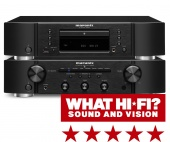 Marantz PM6007 + CD6007 (black)