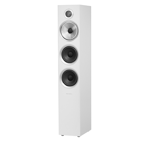 Bowers & Wilkins 704 S2 White pair