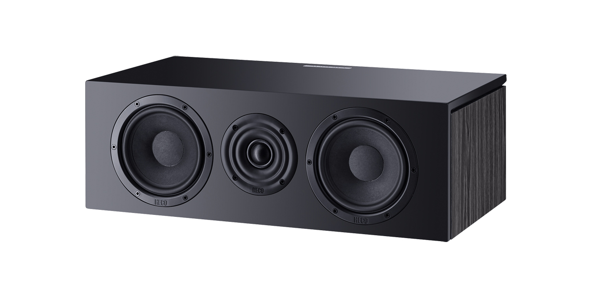 Heco Aurora Center 30 (Ebony Black)