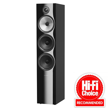 Bowers & Wilkins 703 S2 Gloss Black pair