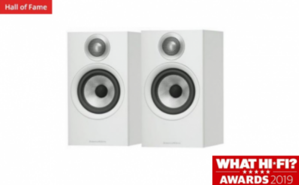 Bowers&Wilkins 606 - в зале славы «What Hi-Fi? Sound and Vision»!