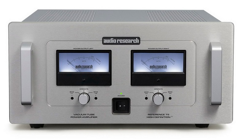 AUDIO RESEARCH REFERENCE 75 SE (silver)
