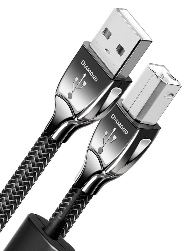 AudioQuest Diamond USB A-B  0.75m