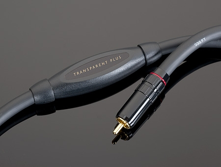 Transparent Audio Plus RCA 1.0m