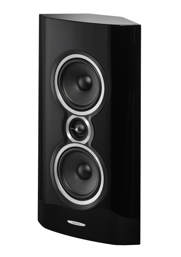 Sonus Faber Sonetto Wall (Black)