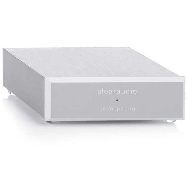 Clearaudio Smart Phono V2 (silver)
