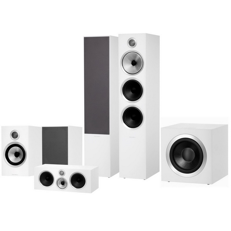Bowers & Wilkins 703 S2 Theatre (White)