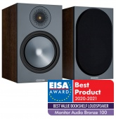 Monitor Audio Bronze 100 (Walnut)