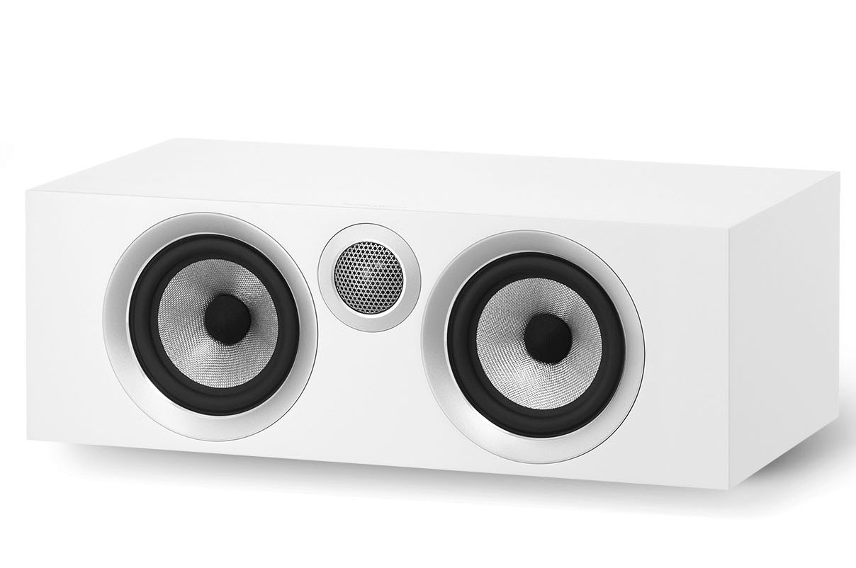 Bowers & Wilkins HTM72 S2  White