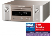 Marantz Melody Media M-CR 612 (silver-gold)