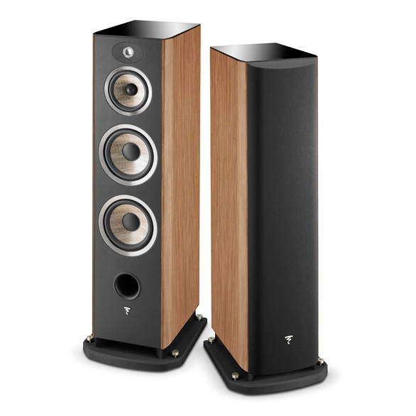 Focal  Aria 948 Prime Walnut (pair)
