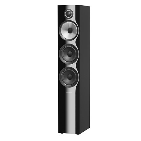 Bowers & Wilkins 704 S2 Gloss Black pair