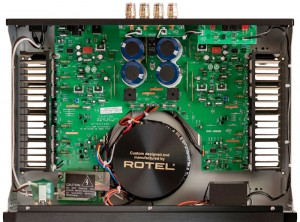 Rotel RB-1552 MkII black
