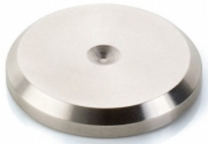 Clearaudio Flat Pads Stainless