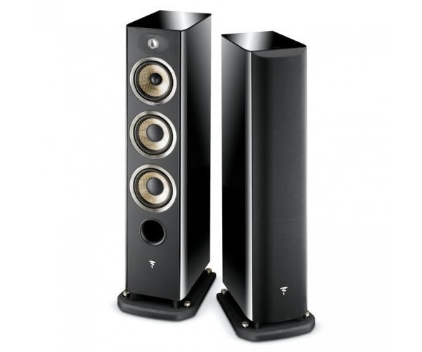 Focal  Aria 926 Black High Gloss (pair)