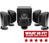 Bowers & Wilkins MT-50D (комплект 5.1) black