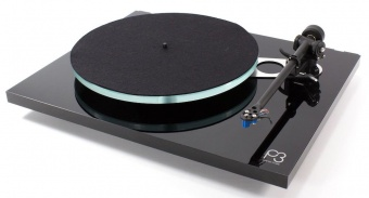 Rega Planar 3 (Elys2 MM) black