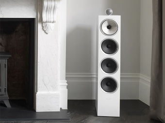 Bowers & Wilkins 702 S2 Satin white