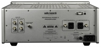 Audio Research  REFERENCE PHONO 3  (silver)