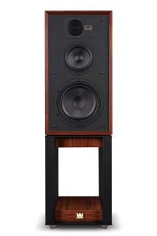 Wharfedale 85th Anniversary Linton with stands (MAHOGANY)