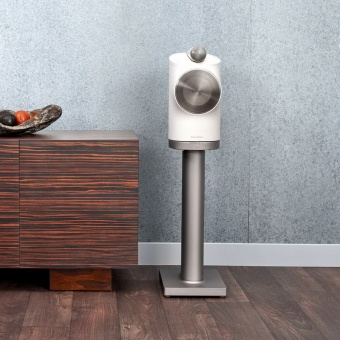 Bowers & Wilkins Formation Duo Stand (silver)