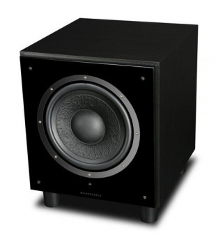 Wharfedale SW-10 (Black wood)